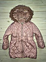 Осенняя куртка next по бирке 1-2 года