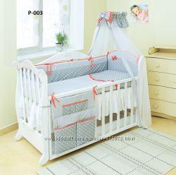 Детская постель Twins Premium Glamur
