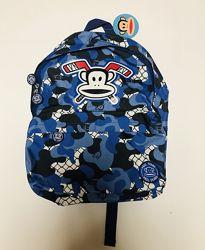 Яркий, стильный рюкзак от бренда Paul Frank США.