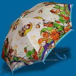 Зонты детские ZEST механика, светодиоды