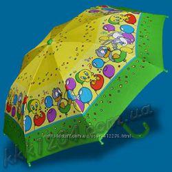 Зонты детские ZEST механика