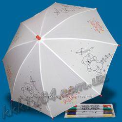 детский зонт ZEST раскраска