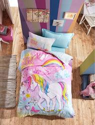 Cotton Box Детское подростковое постельное белье Cotton Dream mint, Турция
