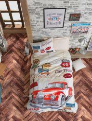 Cotton Box Детское подростковое постельное белье Route bej, Турция