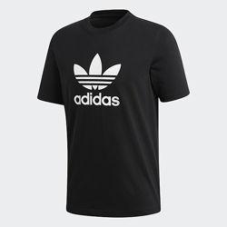 Футболка Adidas Trefoil T-Shirt art CW0709