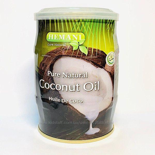 #1: Кокосовое масло