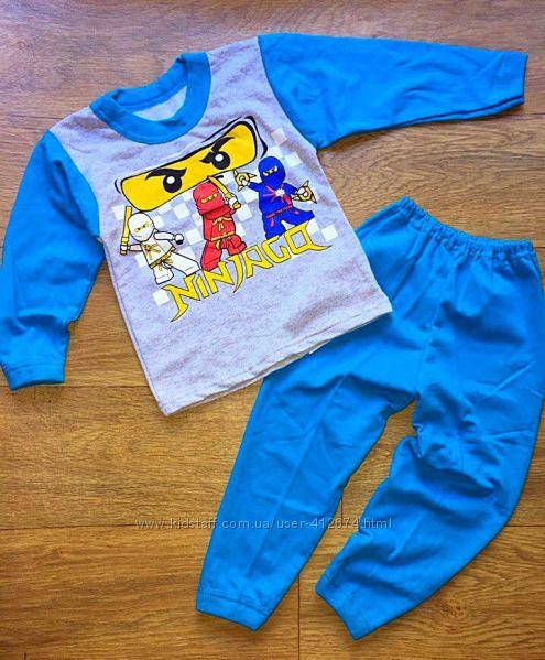 Классные пижамки с начёсиком для ваших детишек
