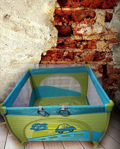 Baby Design манеж Play Up