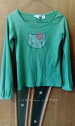 Реглан на девочку H&M Hello Kitty размер 152