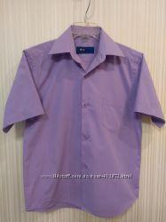 Рубашки на мальчика рост 122-128 см.