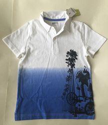 Новая футболка на мальчика 6-7 лет