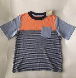 Новая футболка на мальчика 5 лет Crazy 8