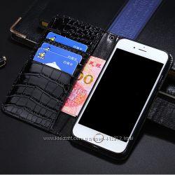 Продам бумажник-чехол для Leagoo M5 Plus. Коричневый, новый, в наличии.