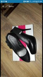 Шкіряні туфельки
