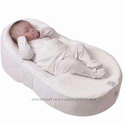 CocoonaBaby RED CASTLE Кроватка кокон матрас для новорожденных