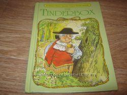 Дитяча книга англійською The tinderbox  Огниво