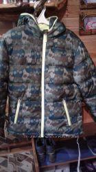Очень теплая курточка из Волмарт на рост 158-164