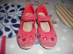 Удобнейшие замшевые туфельки