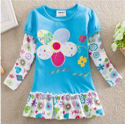 Модное нежное платье  на малышку