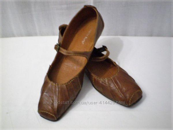 Легчайшие стильные туфельки балетки Roberto Santi