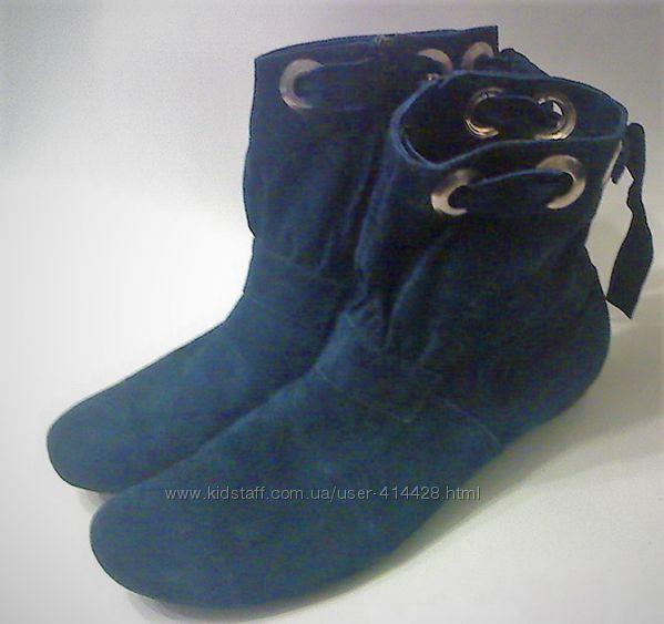 Легенькие элегантные ботиночки . демисезон