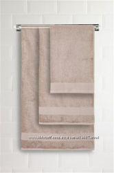 Полотенца Next, размер 5090. цвет карамельный.