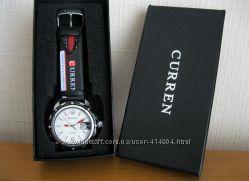 Стильные мужские наручные часы Curren