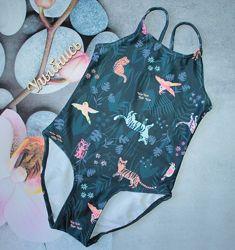 Новый купальник для девочки H&M. Размер 1,5-2 года 92