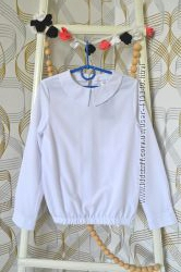 Школьная блуза Versal на девочку от 7 до 12 лет