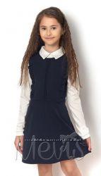 Школьный сарафан Mevis на девочку от 8 до 11 лет