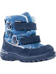 Зимние ботиночки Котофей на девочку 23 размер