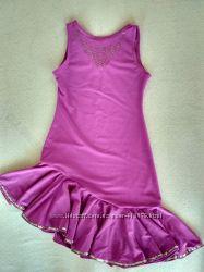 Одежда для бальных танцев, 8-12 лет , для девочек