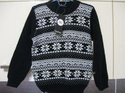 Оригинальный свитер для мальчика Boohoo, размер 7-8 лет