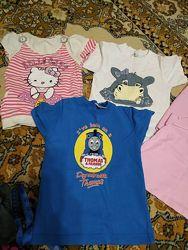 Одежда для девочки р 110-116