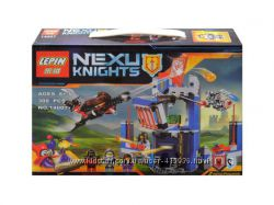 Конструктор Lepin 14007 Nexo Knight  Библиотека Мерлока