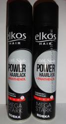 Лак для волос ELKOS 400мл. Taft 400ml. Германия.