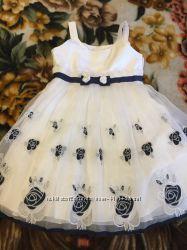 Очаровательное платье ARTIGLI GIRL Италия 5-6 лет
