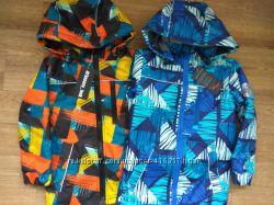 Демисезонная куртка Be easy из мембранной ткани в наличии от 110 до 134