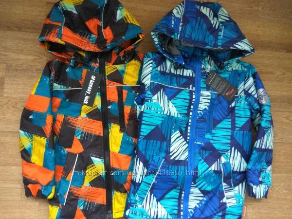 Демисезонная куртка Be easy из мембранной ткани в наличии от 110 до 152