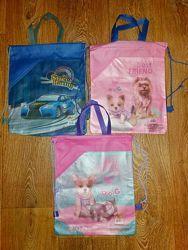 Рюкзак сумка для обуви детские и взрослые
