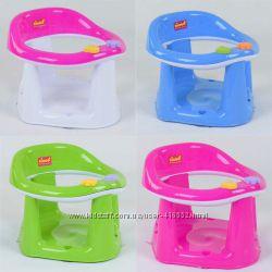Детское сиденье для купания на присосках bm-50305 bimbo