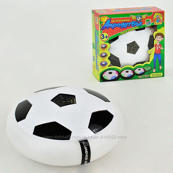 Игра 7247 Аерофутбол мяч в коробке Fun Game