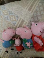 Джордж, свинка пеппа. Peppa pig