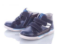 Демисезонные ботинки для мальчика TM Clibee P360