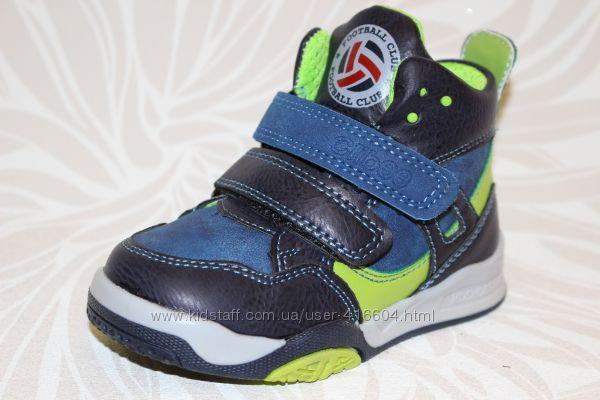 Демисезонные ботинки TM Clibee