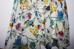 Красивое летнее платье-сарафан