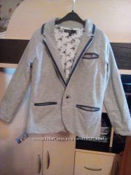 Пиджак нарядный на стильного мальчика на 3-4 года см. замеры