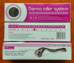 Мезороллер Derma roller system DRS