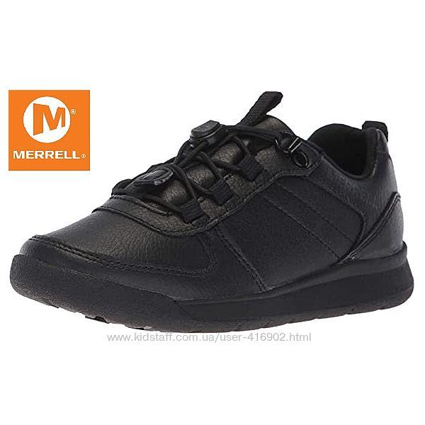 Шкіряні кросівки Merrell Burnt Rock Low Sneaker Різні розміри Оригінал