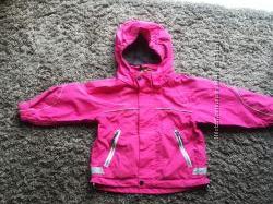 Лёгкая куртка ветровка 8692р